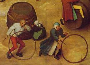 Mittelalter Kinderspiele